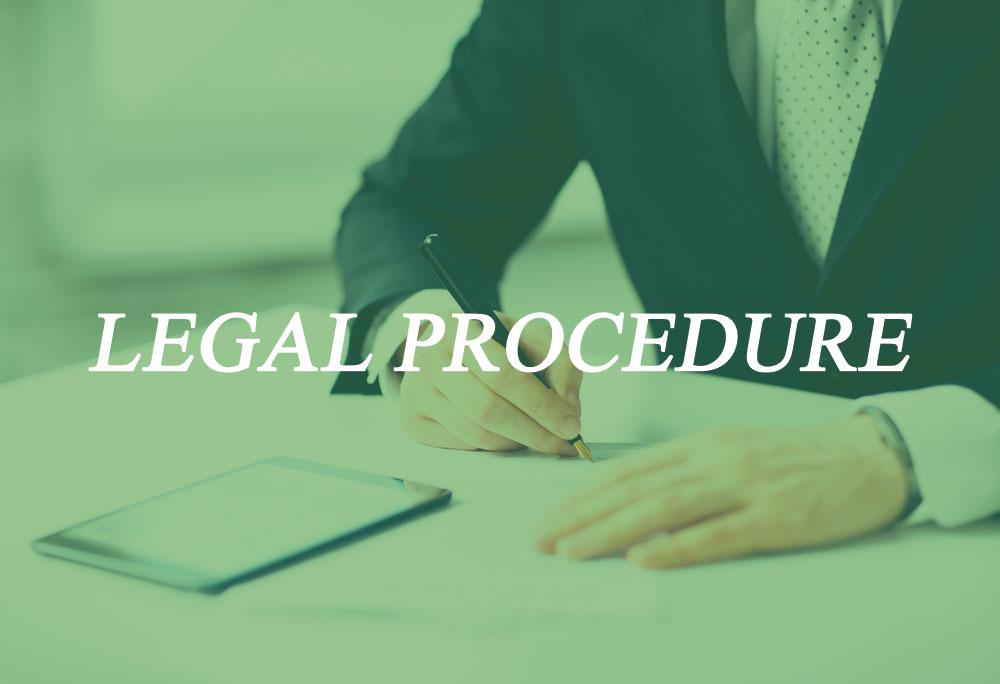 Lĩnh vực pháp lý